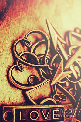 Gold Bracelet Posters