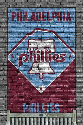 Philadelphia Phillies Stadium Paintings Posters