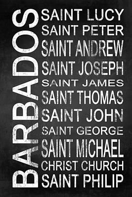 Saint Joseph Mixed Media Posters