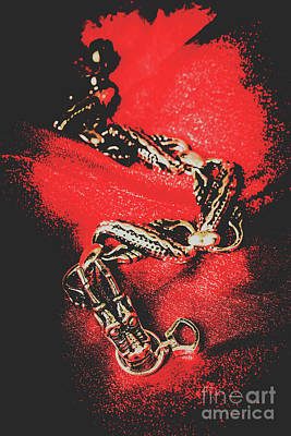 Sterling Silver Bracelet Posters