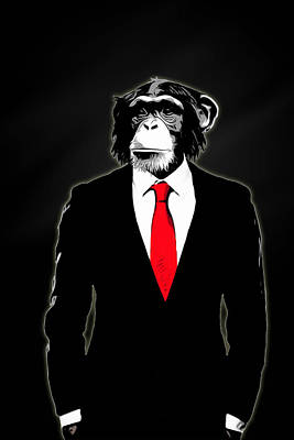 Designs Similar to Domesticated Monkey
