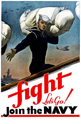 Navy Posters