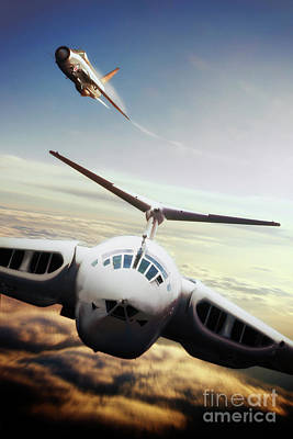 Handley Page Victor Posters