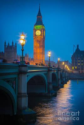 London Tower Bridge Posters