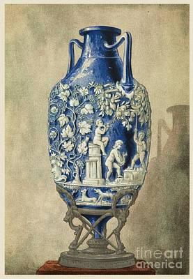 Roman Relic Glass Posters