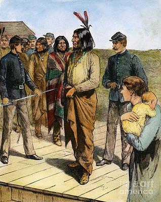 Native American Leaders Posters