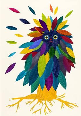 Odd Owl Posters