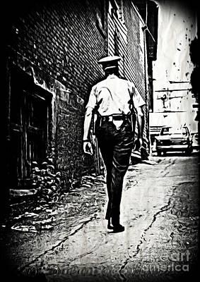 Halifax Policemen Posters