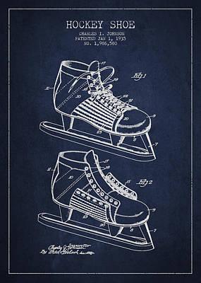 Antique Skates Digital Art Posters