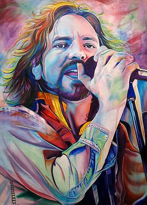 Pearl Jam Paintings Posters