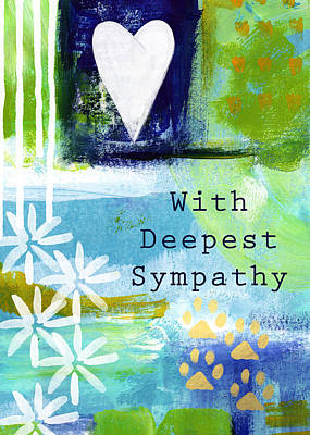 Sympathy Cards Posters