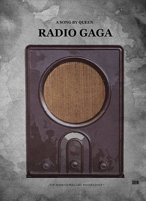 Radio Gaga Posters