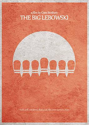 Bowling Ball Digital Art Posters