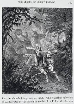 Ichabod Crane Posters
