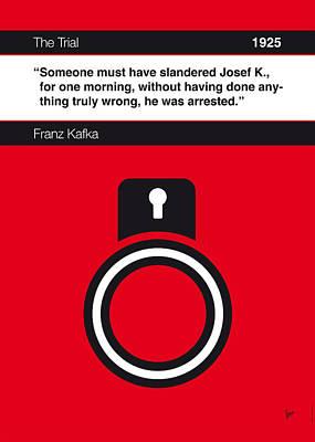 Franz Kafka Posters