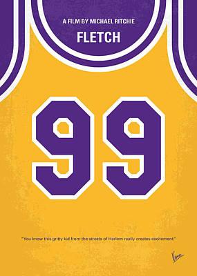 Lakers Digital Art Posters