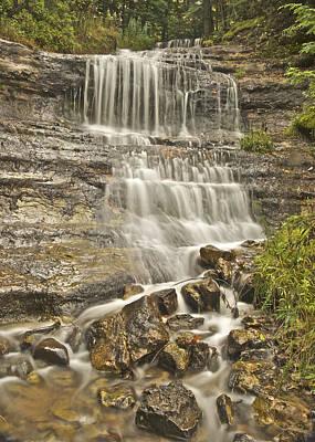 Alger Waterfalls Posters