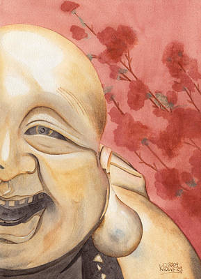 Buddha Statue Posters