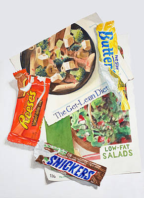 Snack Bar Posters