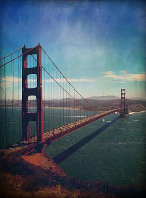 San Francisco Bay Digital Art Posters