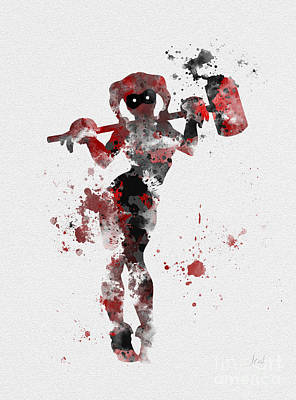 Harley Quinn Posters