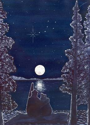 Constellations Paintings Posters