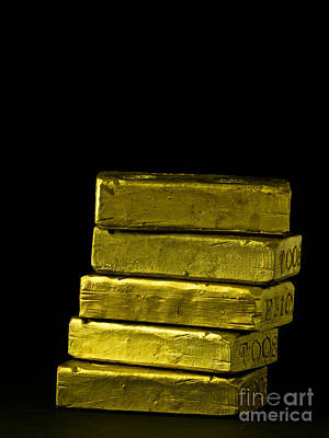 Gold Stock Posters