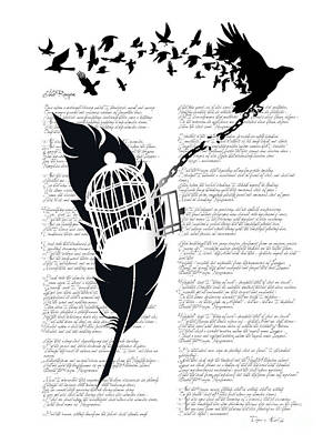 Bird Cage Posters