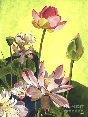 White lotus flower posters fine art america white lotus flower posters mightylinksfo