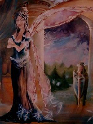 Tamlin Fairy Queen Poem Posters