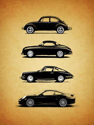 Volkswagen Beetle Posters