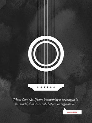 Guitar Legend Posters