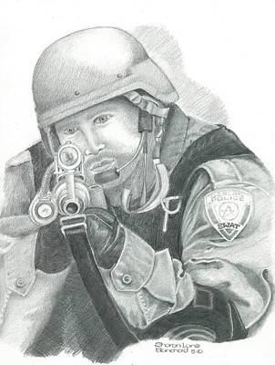 Tac Team Drawings Posters