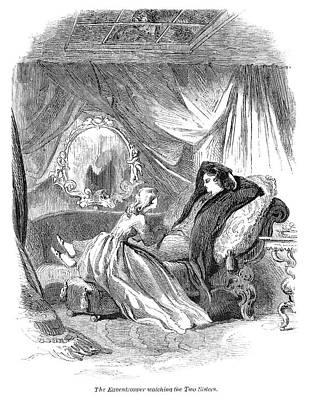 Louisa May Alcott Drawings Posters