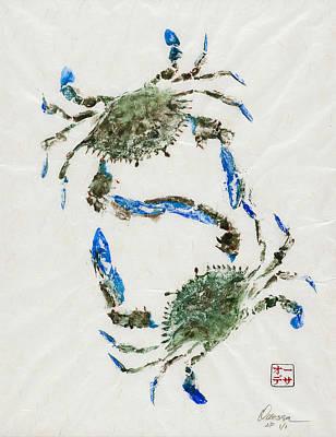 Fish Rubbing Posters