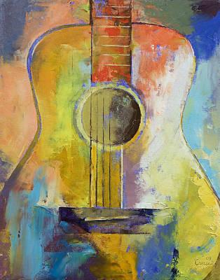 Gitarre Posters