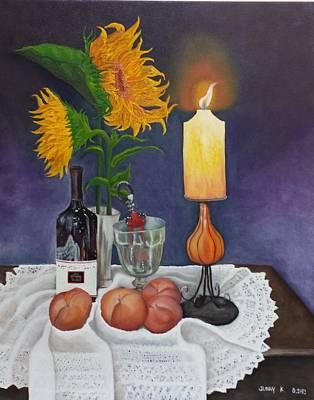 Wine Holder Paintings Posters
