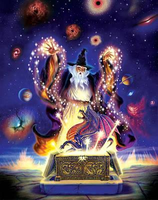 Conjurer Posters