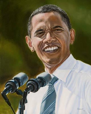 President Barack Obama Posters