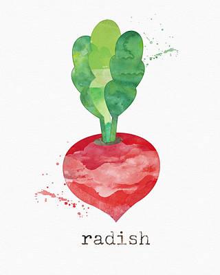 Designs Similar to Fresh Radish by Linda Woods