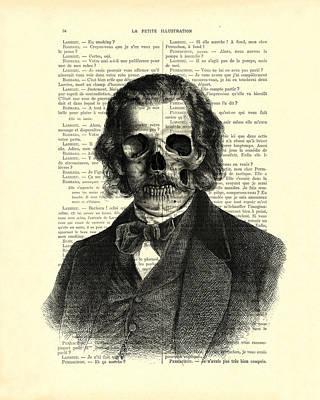 Trick Or Treat Digital Art Posters