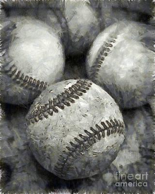 Baseball Season Posters