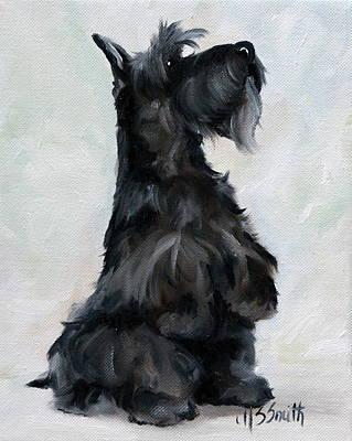 Scottish Dog Posters
