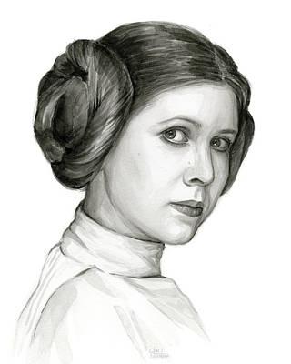 Princess Leia Posters