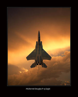 F-15 Posters