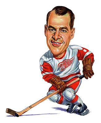 Mr. Hockey Posters