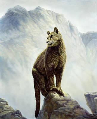 Pumas Digital Art Posters