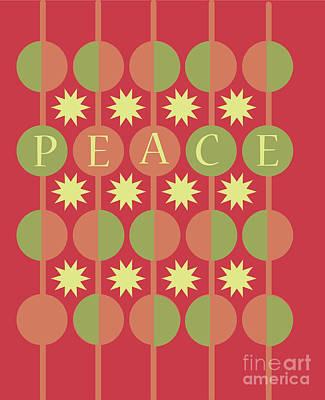 Christmas Star Digital Art Posters