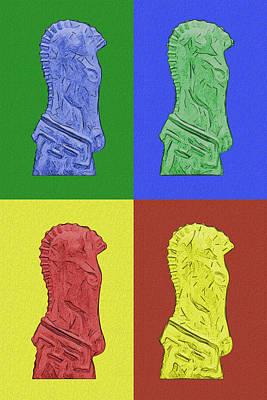 Checkmate Digital Art Posters