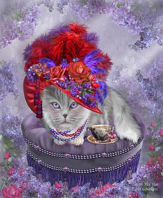 Hat Art Cat In Hat Art Posters